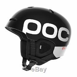 POC Auric Cut Backcountry Spin Ski Snow Helmet Uranium Black XL XXL