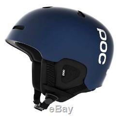 POC Auric Cut Helmet Lead Blue X-Large/XX-Large
