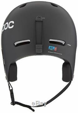 POC Auric Ski Helmet Uranium Black M-L
