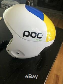 POC FIS approved Ski Race Helmet
