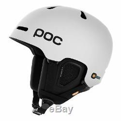 POC Fornix Ski Snow Helmet White Matt