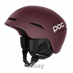 POC Obex Spin Ski Snow Helmet Copper Red XL XXL