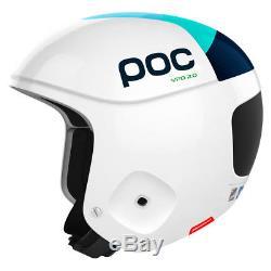 POC Orbic Comp Julia Mancuso Helmet Ski Race Size Med/Lrg NEW 10444