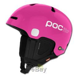 POC Skihelm Snowboardhelm POCito FORNIX fluorescent pink