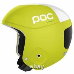 POC Skull Orbic Comp Ski Helmet Hexane Yellow