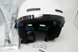 Poc Artic Sl Spin Hydrogen White Ski Helmet Size XL