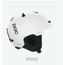 Poc Fornix Spin ski, snowboarding, skateboarding Hydrogen White helmet 55 58 M
