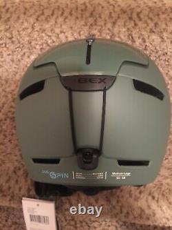 Poc Obex Spin Helmet Bismuth Green M-L 55-58