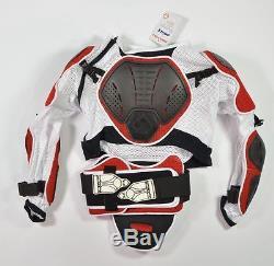 Pro-Tec PINNER SUIT LT Mens Snowboarding Protective Suit Large Black White NEW