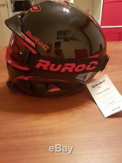 RG1-DX, Chaos Inferno Snowboard/Ski Helmet, M/L, 2018/2019, NO RESERVE