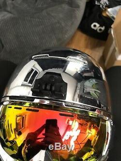 RUROC CHROME Helmet Size M/L