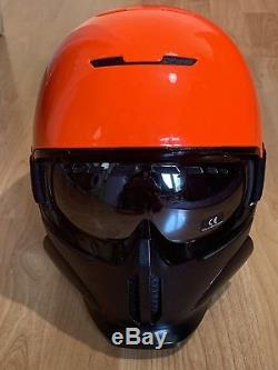 RUROC M/L Ski/Snowboarding Helmet VERY RARE NEW VIRGIN