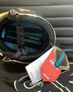RUROC RG1-DX CHROME Ski Snowboard Helmet M/L (57-59cm) Metallic Season 19/20 NWT