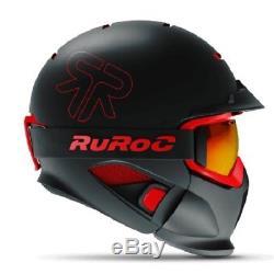 RUROC RG1-DX Farbe Black Inferno Größe M/L (57 60 cm)