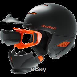 RUROC RG1-DX Farbe Black Nova Größe XL/XXL (61 64 cm)