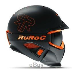 RUROC RG1-DX Farbe Black Nova Größe YL/S (54 56 cm)