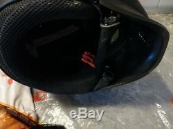 RUROC RG1-DX Ski/Snowboard Helm Farbe Black Größe M/L (57 60 cm)