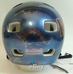 Red Bull Helm POC Skateboard BMX MTB Downhill Snowboard Ski Casco Helmet XL
