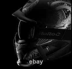 Rg1-dx Snow-sports Helmet Platinum Ronin (2020) Bnwt Xl-xxl