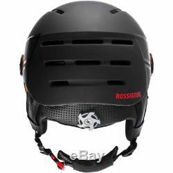 Rossignol Visor Ski Helmet Dual Lense M/L (53-58cm)