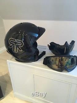 Ruroc 2017/18 RG1-DX Titan Ski/Board Helmet