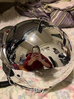 Ruroc Chrome Helmet YL/S 2019