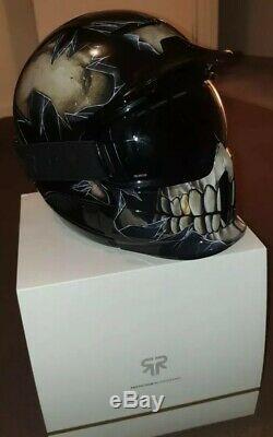 Ruroc Helmet Fear Special Edition Ski snowboard Moto Small