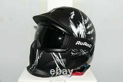 Ruroc Helmet RG1-DX M/L Chain Break 2019 RRP £300 Ski Snowboard Goggles