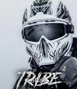 Ruroc Helmet RG1- DX TRIBE- LIMITED EDITION 2018 XL/XXL