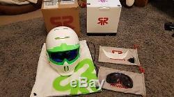 Ruroc Helmet RG1-X Viper Ski Snowboarding Winter