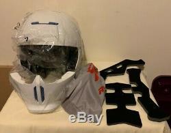 Ruroc RG-1 Ice Ski/Snowboarding Helmet Adult Size M/L 2013