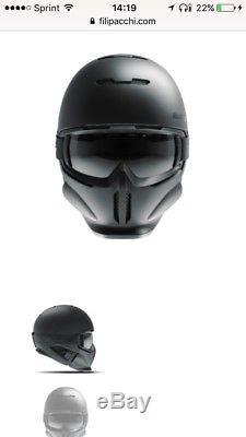 Ruroc RG1-Core Helmet size M/L snowboarding skiing snowmobiling NIB
