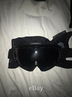 Ruroc RG1 Core Ski Helmet XL Size 59-63cm Matt Black Very Good Condition