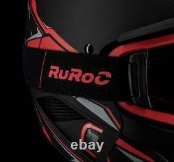 Ruroc RG1-DX CHAOS INFERNO HELMET M/L (2019)