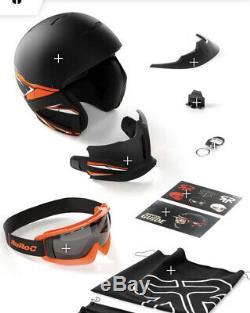 Ruroc RG1-DX CHAOS NOVA Snow Helmet