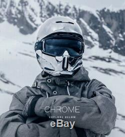 Ruroc RG1-DX Chrome YL/S