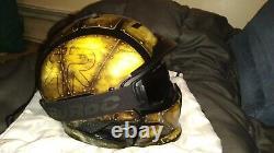 Ruroc RG1-DX Forge (Special Edition) M/L Ski/Snowboard Helmet