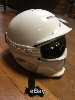 Ruroc RG1-DX Ghost Ski/Snowboard Helmet size Medium