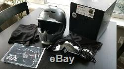 Ruroc RG1-DX Magnum Limited Edition Snowboard Ski Helmet Gunmetal Grey Small