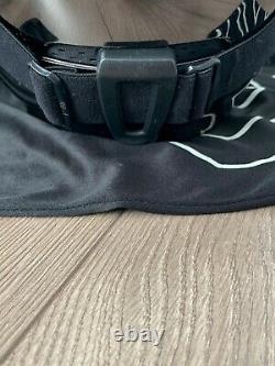 Ruroc RG1-DX Shadow Chrome Helmet ML- skiing / snowboarding