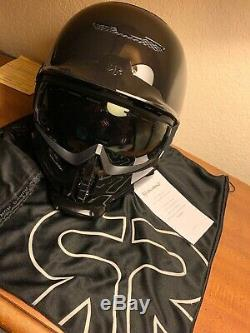 Ruroc RG1-DX Shadow Chrome Snowboard/ski Helmet