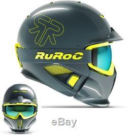 Ruroc RG1-DX Ski / Snowboard Helm Aero M/L (57-60cm)