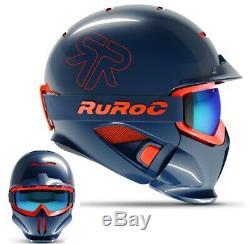 Ruroc RG1-DX Ski / Snowboard Helm Supernova Helmet M/L (57-60cm)