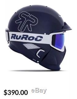 Ruroc RG1-DX Void Helmet Ski/Bike M/L