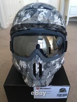 Ruroc RG1-X Assault M/L DigiCamo Limited Edition