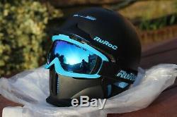 Ruroc RG1-X Black Ice Medium/Large 2015/2016 Model USED