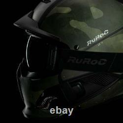 Ruroc Rg1-dx Spitfire Ski & Snowboard Helmet