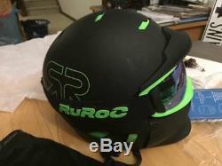 Ruroc Ski / Snowboard Helmet RG1-X VIPER BRAND NEW IN BOX