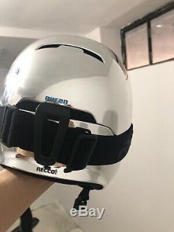Ruroc Ski/snowboard Helmet M/L Chrome