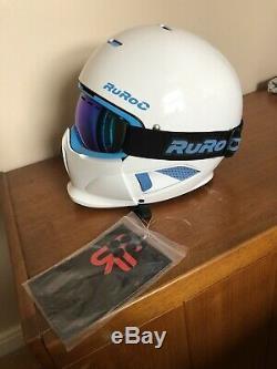 Ruroc Snowboard- Ski Helmet. Size M/L